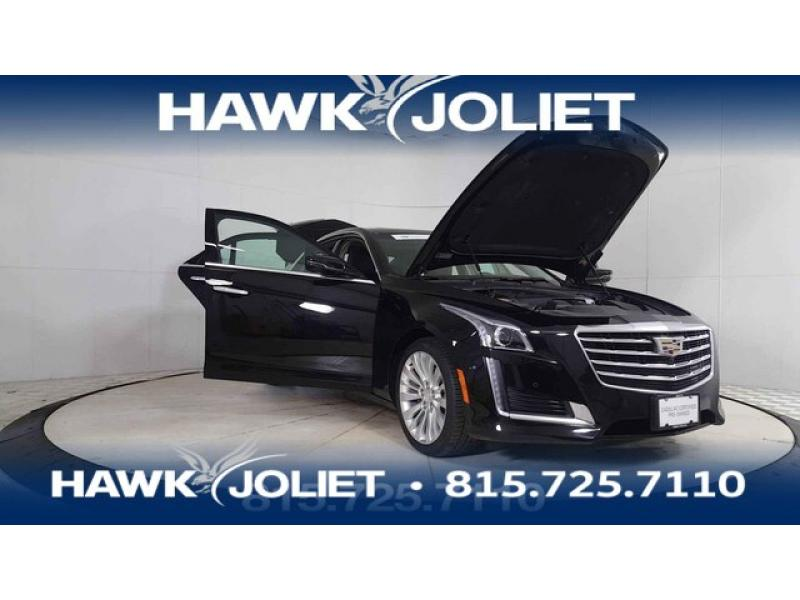 Pre-Owned 2018 Cadillac CTS Premium Luxury AWD