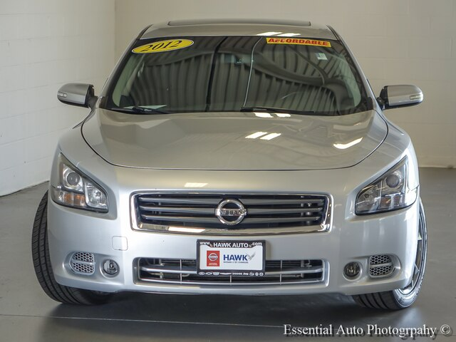 Pre-Owned 2012 Nissan Maxima 3.5 S w/Limited Edition Pkg