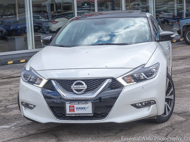 Certified Pre-Owned 2016 Nissan Maxima 3.5 Platinum