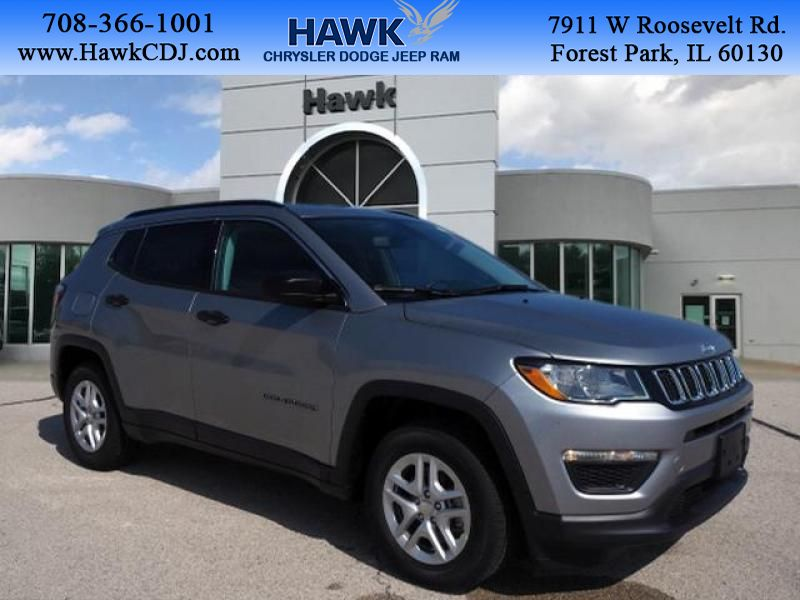 Pre-Owned 2020 Jeep Compass Sport