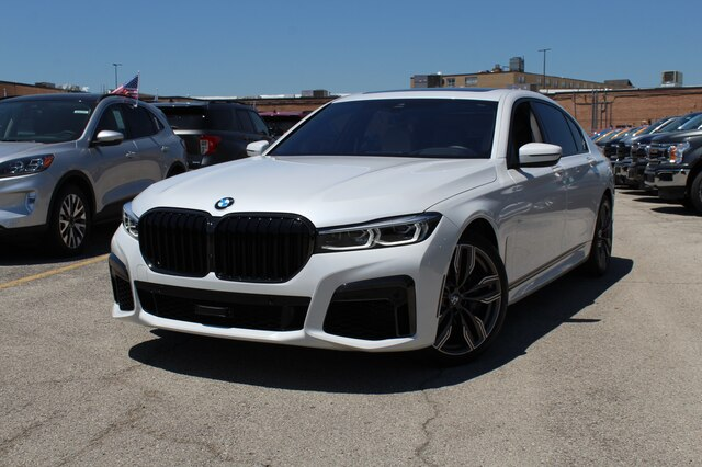 Pre-Owned 2020 BMW M760i xDrive