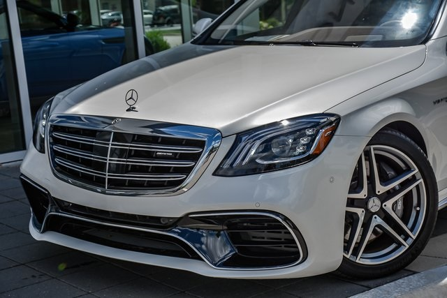 Pre-Owned 2019 Mercedes-Benz S-Class S 63 AMG®